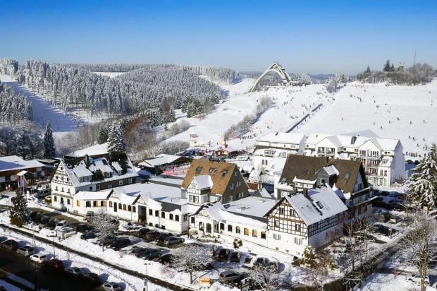Vakantiehotel der Brabander in Winterberg