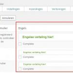 Formidable Pro Multilingual met WPML