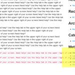 White-space no-wrap probleem code element