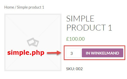 WooCommerce simple.php